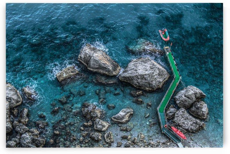 The Beach - Amalfi Coast - Italy by Bentivoglio Photography