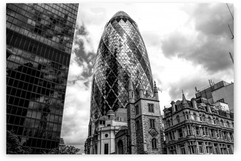 London Skyscraper by Bentivoglio Photography