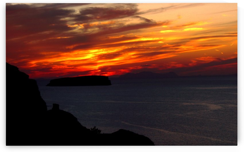 Amazing sunset  by Bentivoglio Photography