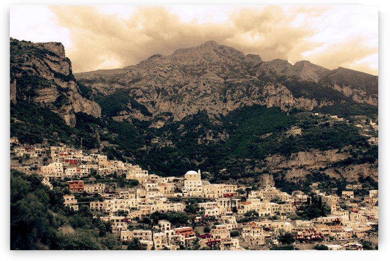 Panoramic Landscape - Italy by Bentivoglio Photography