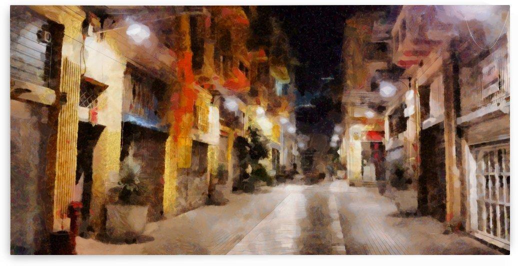 Haifa city 8 by raanan ben ari