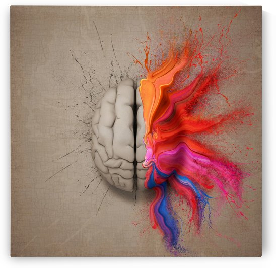 The Creative Brain by Johan Swanepoel