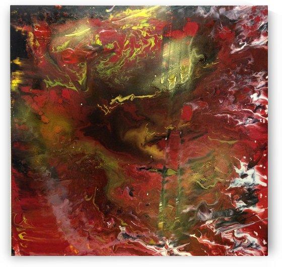 Golden Dawn by Darryl Green