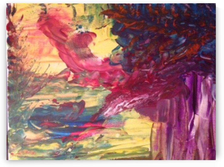 Jungle Bird by Darryl Green