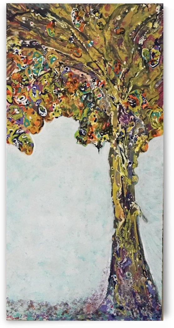 Strange Fruit Tree by Darryl Green
