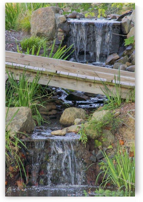 Mini Waterfall by Zikia Smith