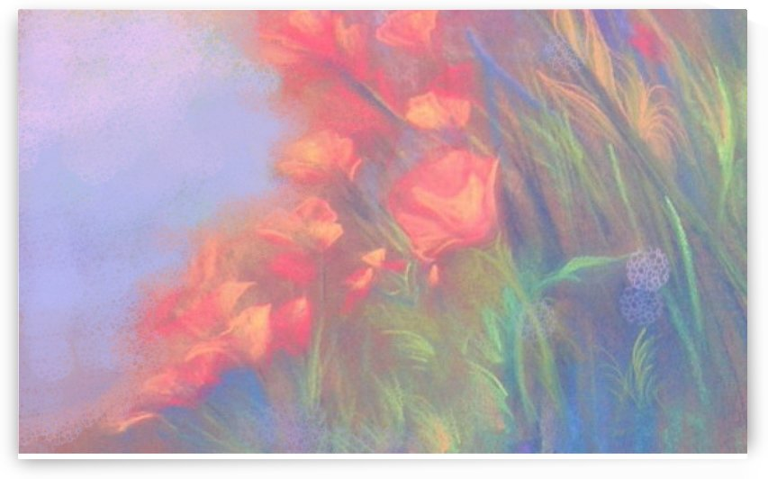 Poppies by Roniyana Lane