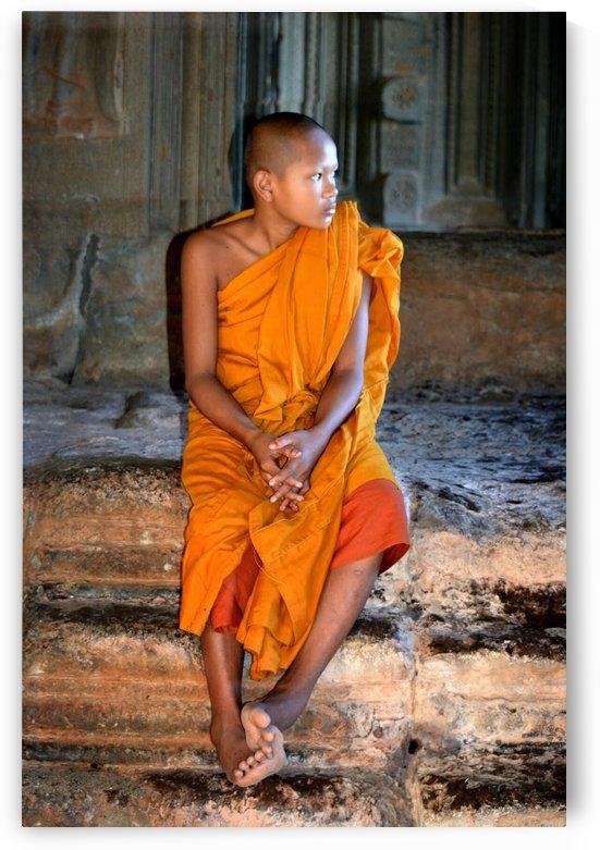 Angkor Wat Cambodia by D de G