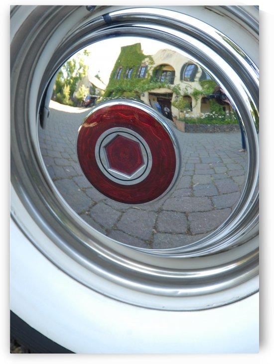 Packard Wheel by Robin Buckley