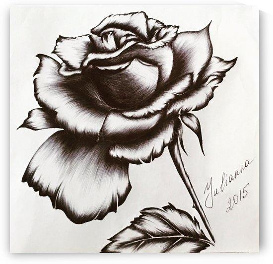 Rose by Yuliya Marusina