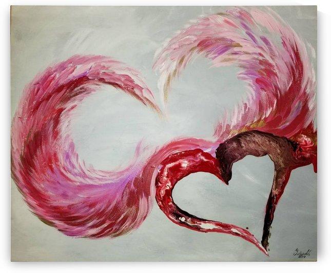 Angel of Infinite Love by Yuliya Marusina