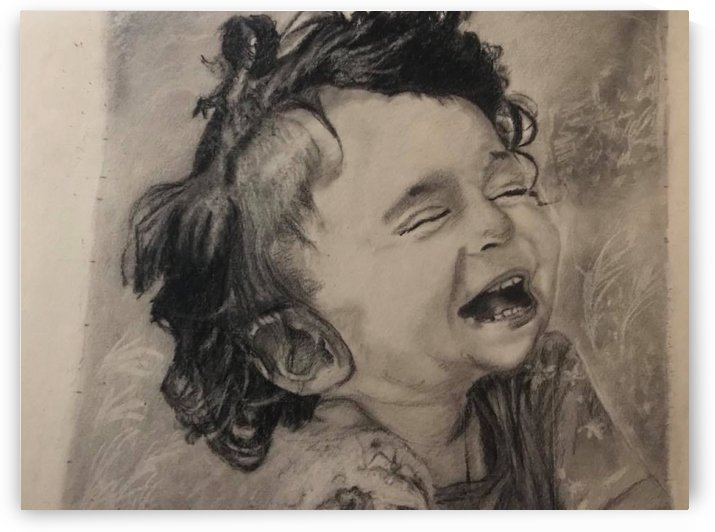 A Child's Laughter  by Earnest Jones