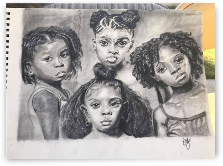 Sister's by Earnest Jones