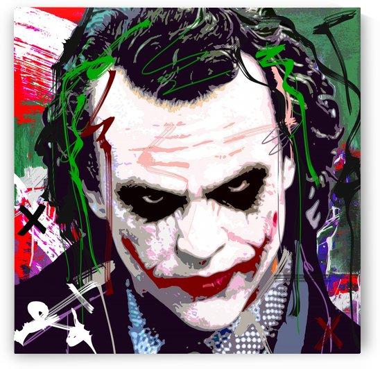 Joker X by GABA