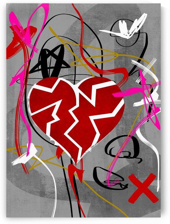 Heart Broken by GABA