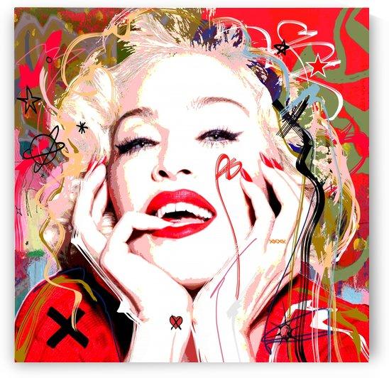 Madonna by GABA
