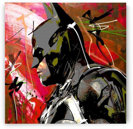Batman X by GABA