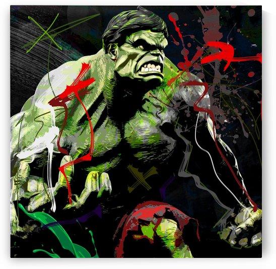 Hulk X by GABA
