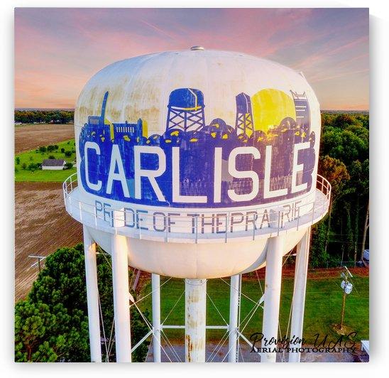 Carlisle, AR | Carlisle Water Twr  by Provision UAS