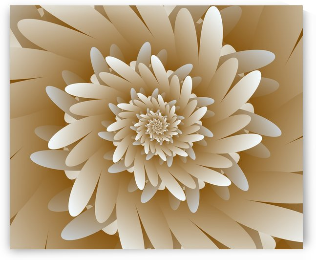 Browny Flora by rizu_designs