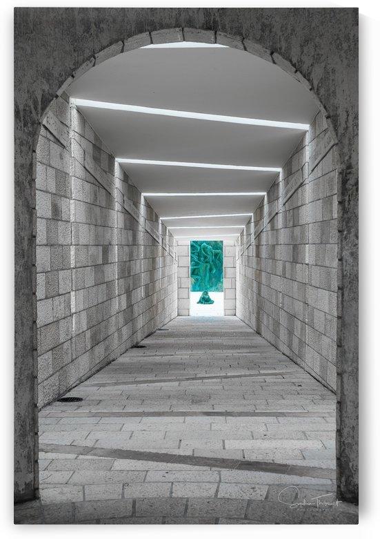 La couleur au bout du tunnel by Sophie Thibault