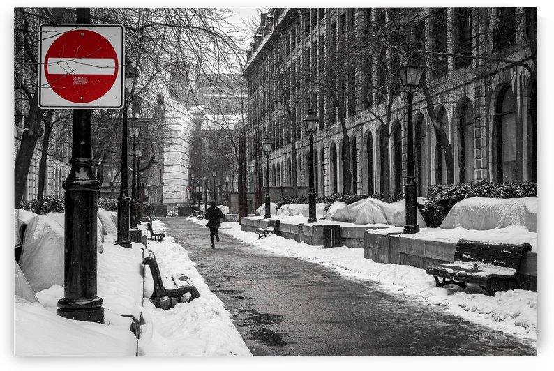 Fuite en avant by Sophie Thibault