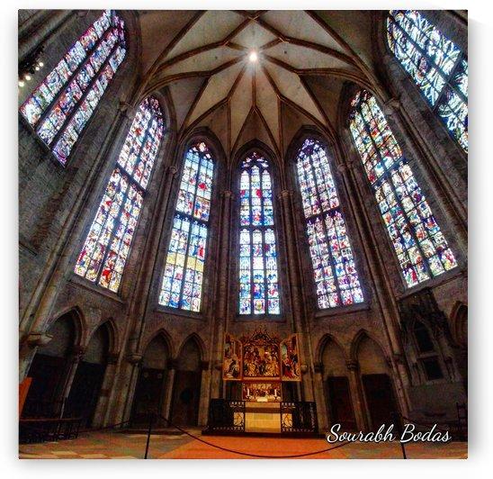 Ulm Church 1 by Sourabh Bodas