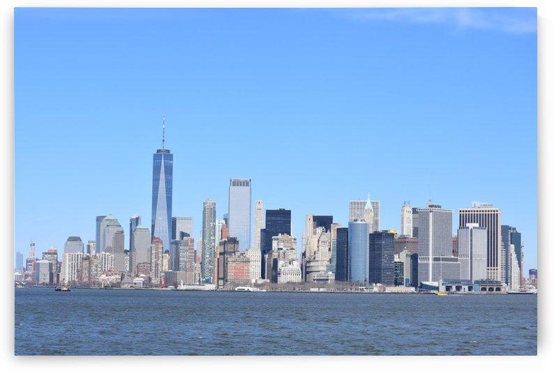 New York by Erez Kulishevski