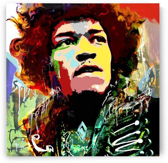 Hendrix by GABA
