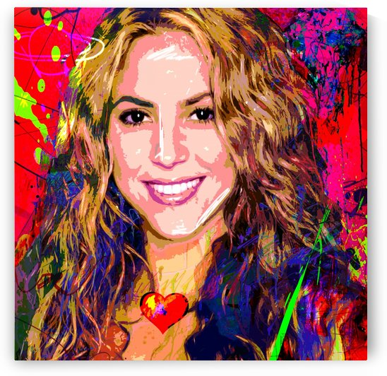 Shakira by GABA