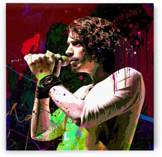 Chris Cornell by GABA