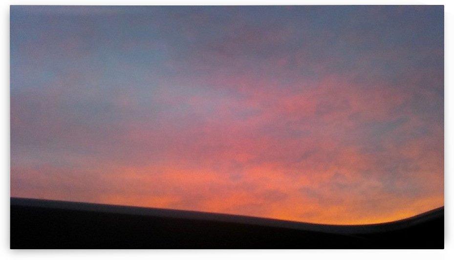 Velvet Sky by D - Mitch The Poet