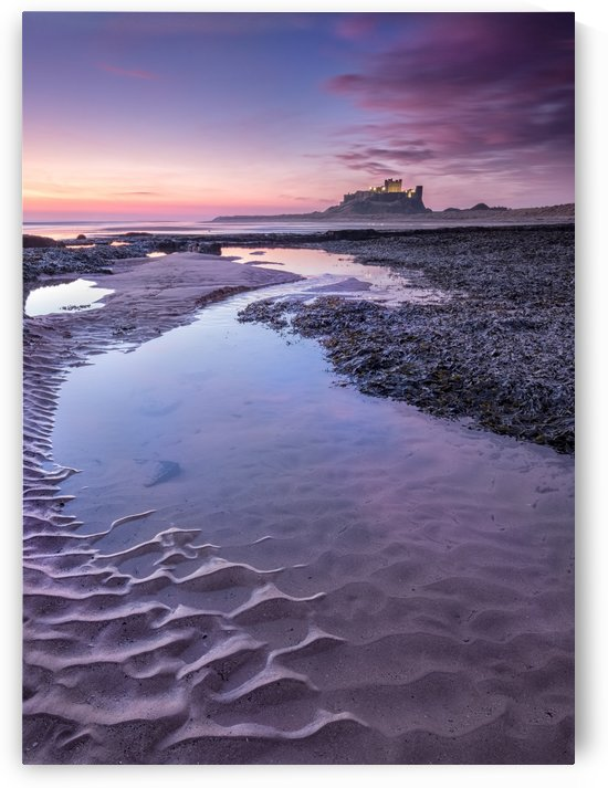 Bamburgh Castle  by Keith Truman