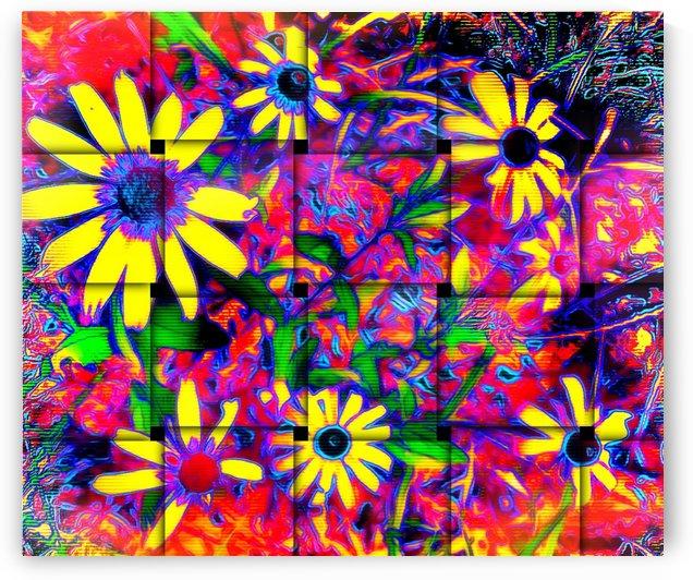 wickedflowers by Chazzi R  Davis