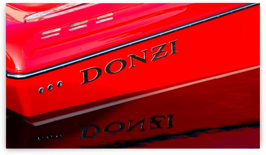 Donzi by Michel Soucy
