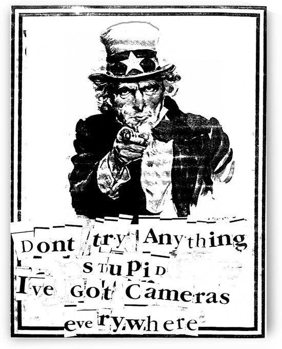 Uncle Sam by Sam Burnett