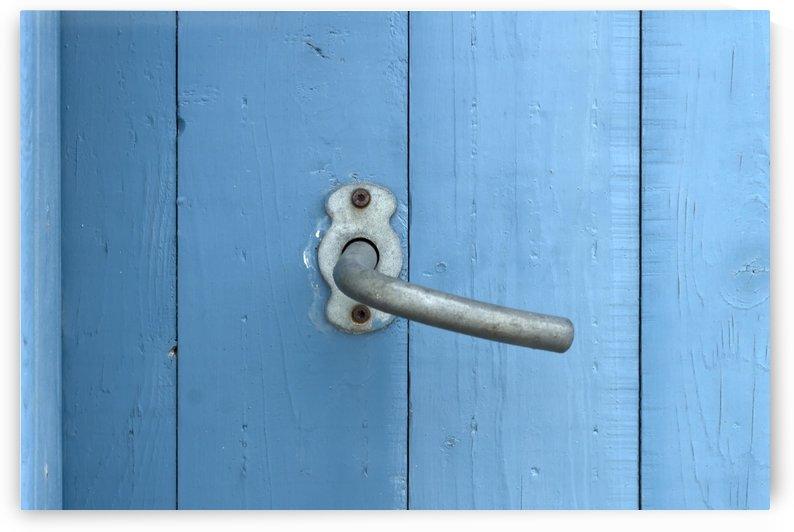 Blue Door by Kirsten Warner