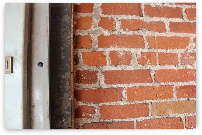 Brick Wall 04 by Pirate Art Dept  Inc