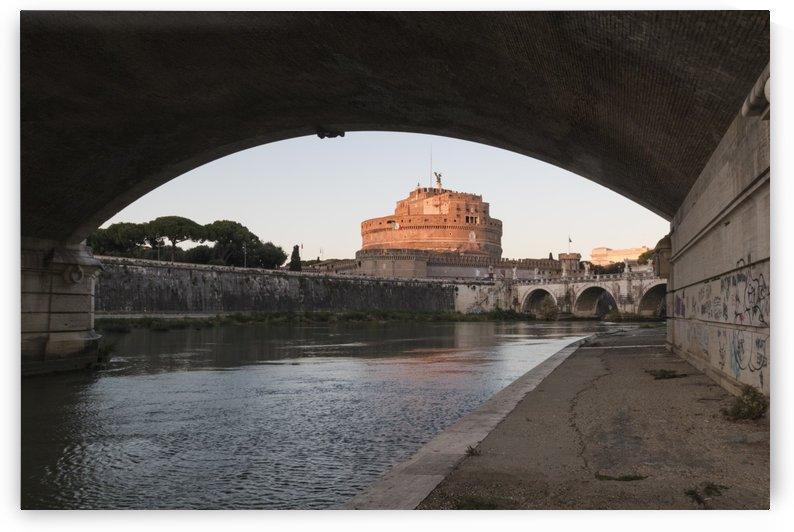 Castel Sant Angelo by Pietro Ebner