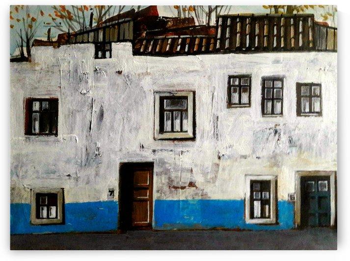 Old Town 8 by Zurab Gikashvili