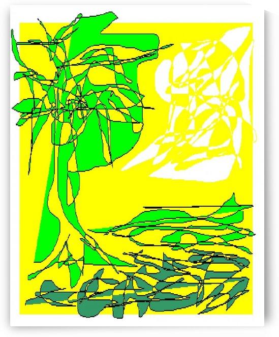 Art 04 Green spring by Dragan Mrkalj