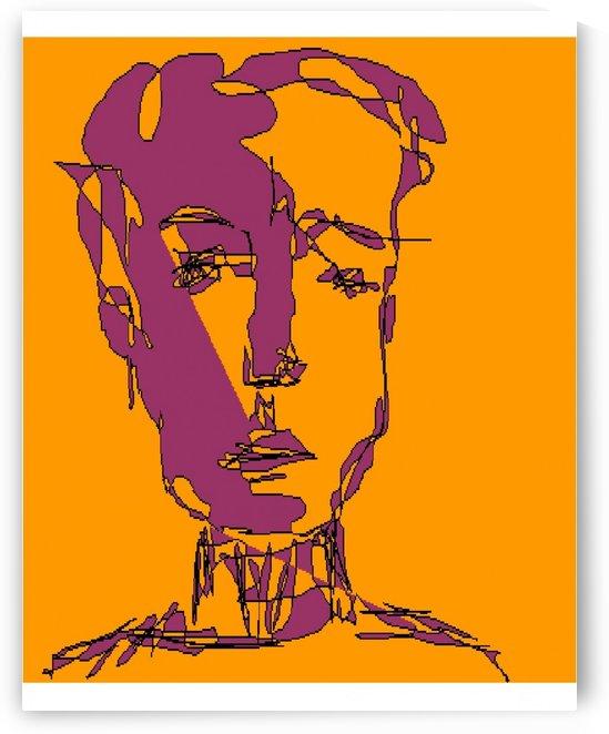 Art 08 A young artist by Dragan Mrkalj