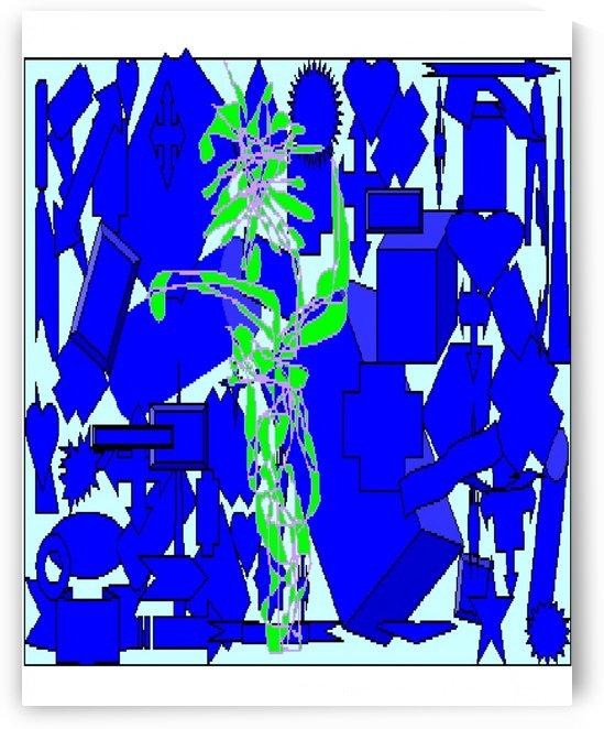 Art 24 Deus ex machina by Dragan Mrkalj