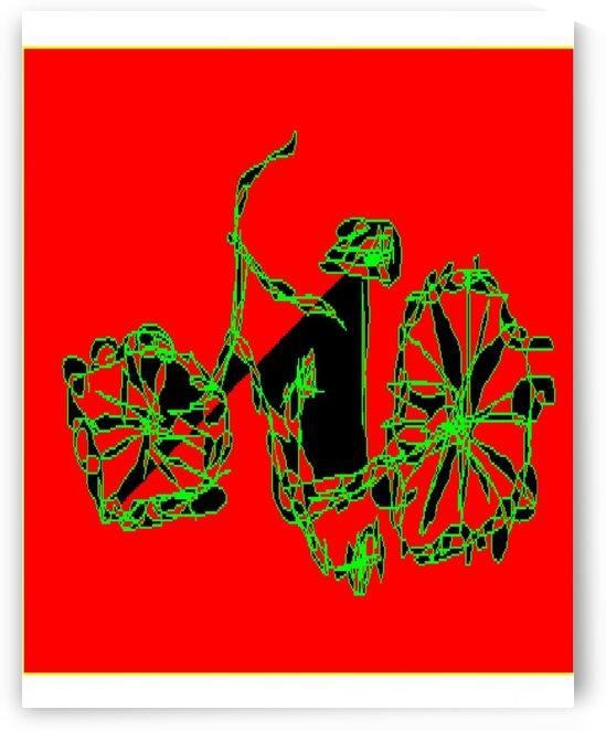 Art 31 Bike by Dragan Mrkalj