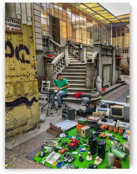 Garage Sale by Dannker