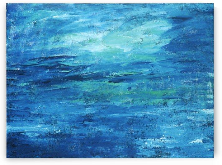 Ocean by Matt Hanover Art