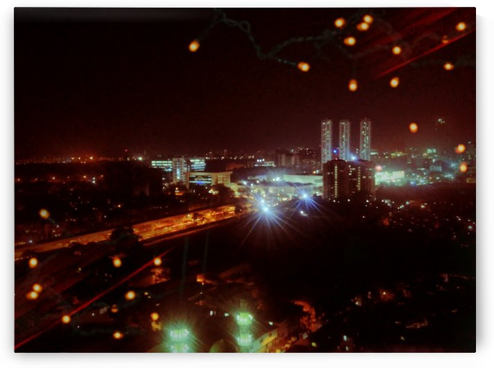 Citylight Landscape by Nikhil Goyal