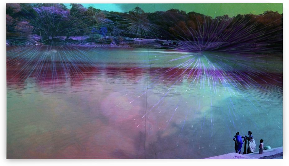 lakeview by Nilu Mishra