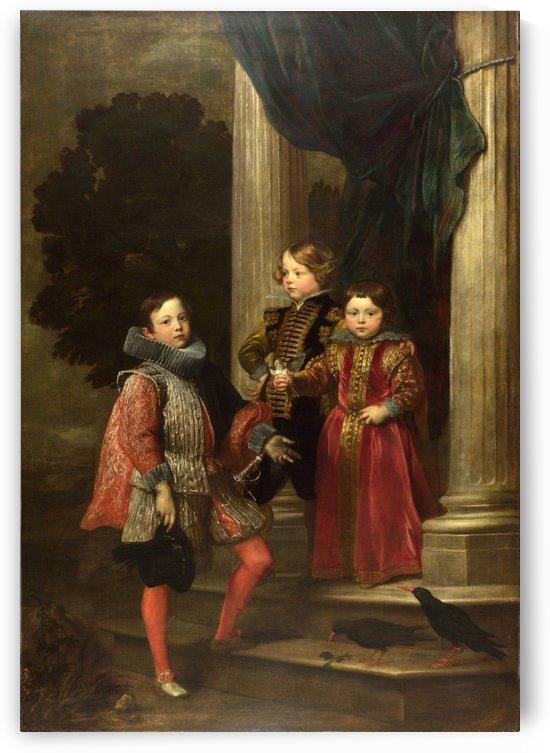 The Balbi Children by Anthony van Dyck