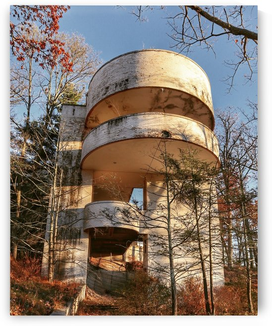 Unity House - Abandoned Honeymoon Resort PA by RNK ALL DAY